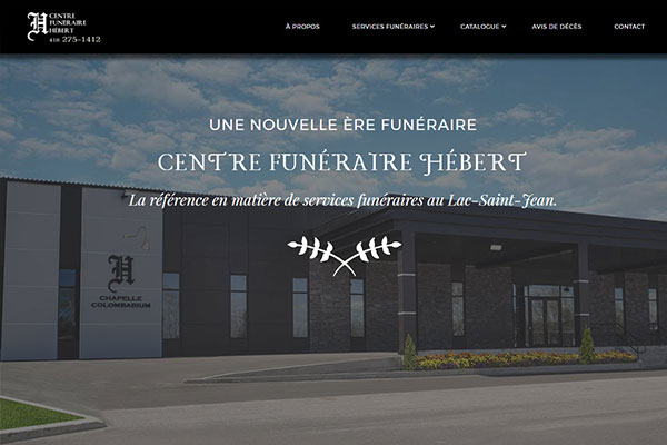 Conception d'un catalogue en ligne